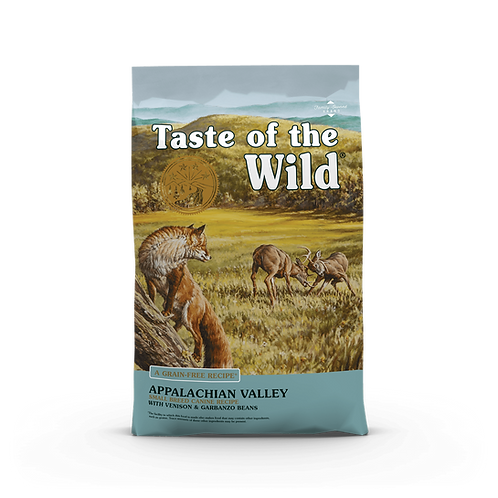 Taste of the Wild - Appalachian Valley Small Breed