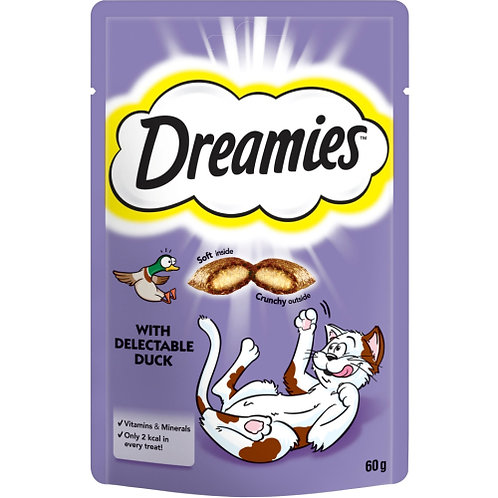 DREAMIES DUCK - 60G