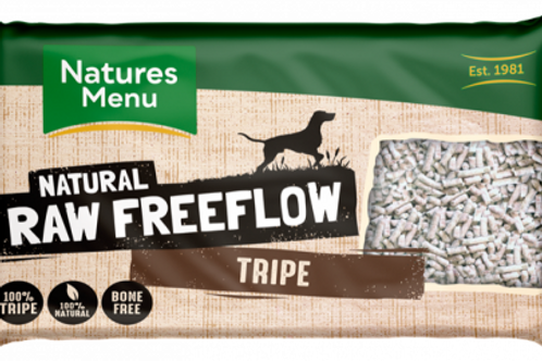 Natures Menu - Tripe Freeflow Mince