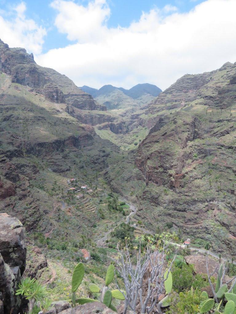 Friday:  Southern Canyons & Imada