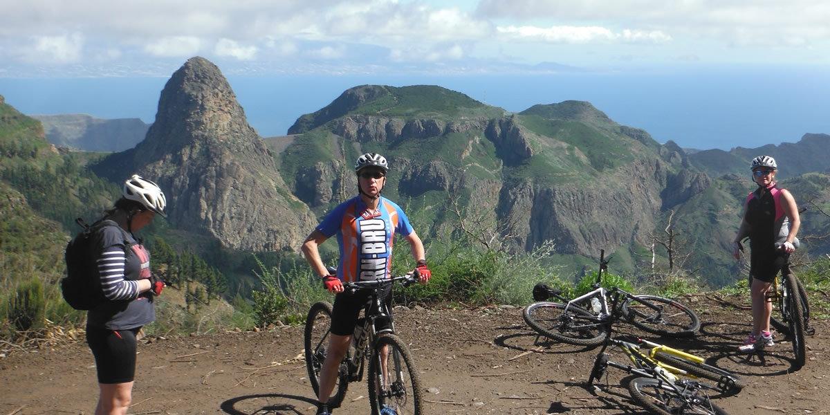 To the Top – Alto de Garajonay