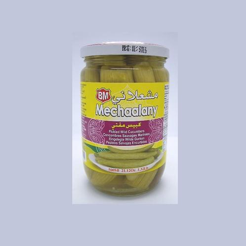 Pickle wild cucumber