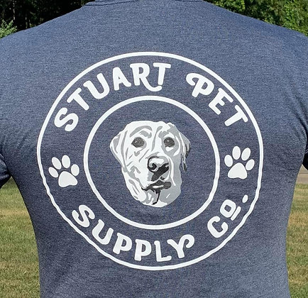 Stuart Pet Supply Co. T-Shirt