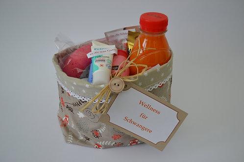 Wellness-Set für Schwangere