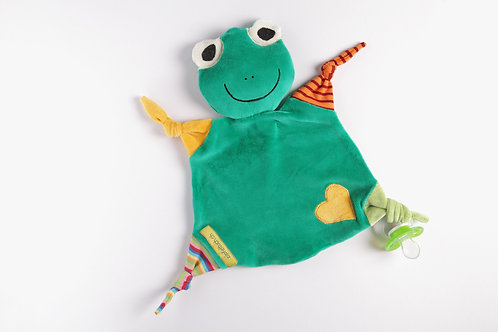Zipfeltuch - Frosch