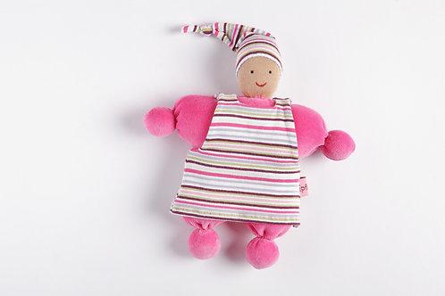 Schmuesepüppchen klein - Pink