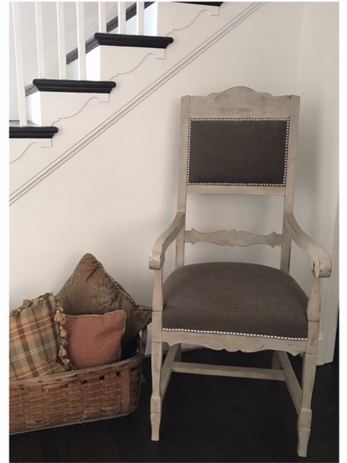 1810 Antique Large Chair