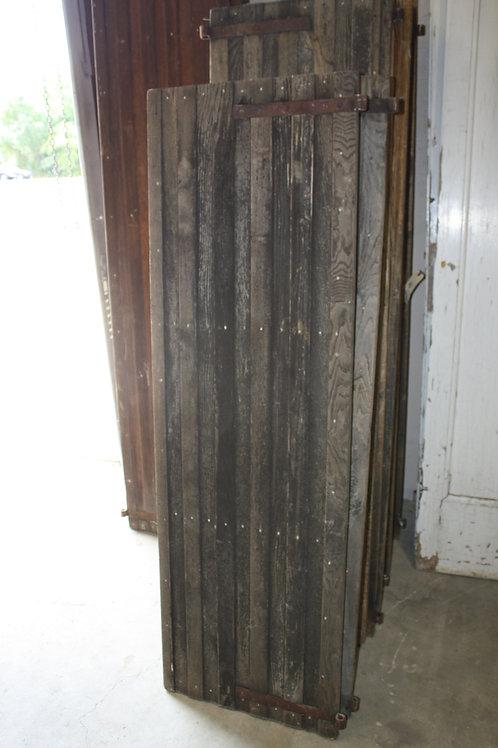Vintage Large Shutter Doors (Pair)