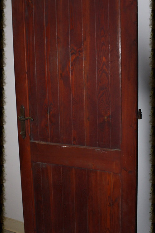 Vintage Red Door (Porta)