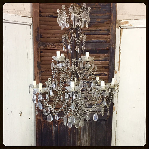 19th Century Antique Chandelier