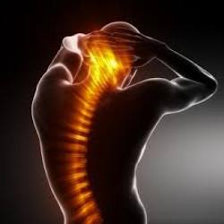 back pain light