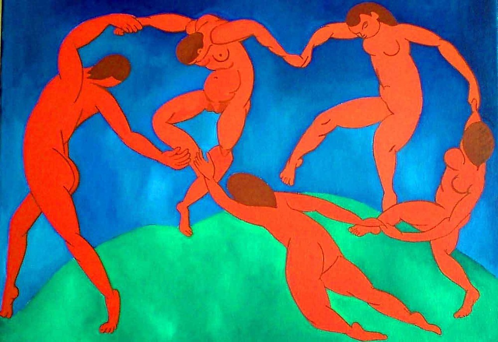 Danse des êtres