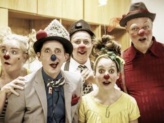 Clownin Finella mit den Kwatschnasen in Wuppertal