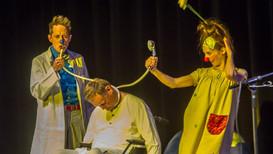 17. März 2017 - Kwatschnasen im ComedyHaus Zürich