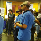 Cape Town - Wits Business School and BCX Telkom Activation - 10 December 2019.