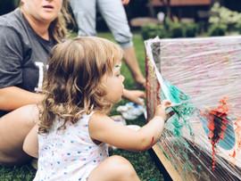 Obóz rodziny 29.07-05.08.2018 w Radości