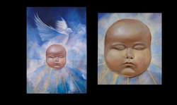 SOLD-- Baby Dreaming