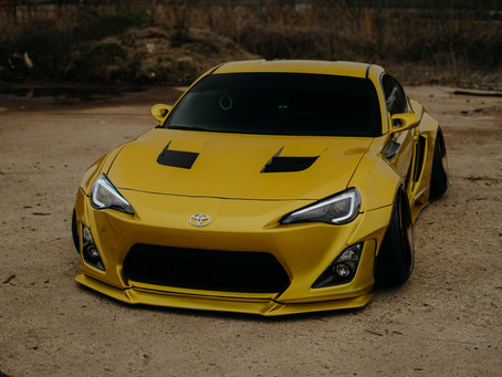That BUSSIN' Mustard FRS