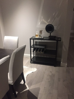 Project Huther - Dining Room