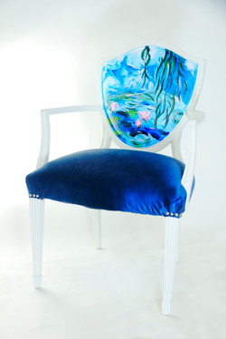 Habitat for Humanity - Charity Auction Chair