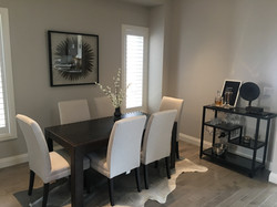 Project Huether - Dining Room