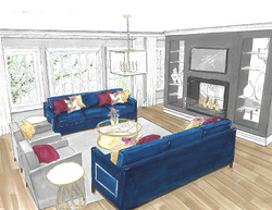 Project Bower - Living Room