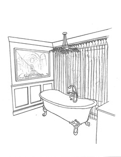 Project Darling - Bathroom