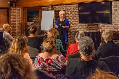 Nikki Fort Public Speaking Event 2018