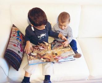 O segredo do menino que não gostava de ler