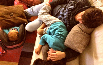 O sono dos miúdos... e dos graúdos