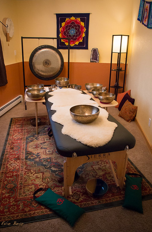 Sound & energy healing in Anchorage, Alaska