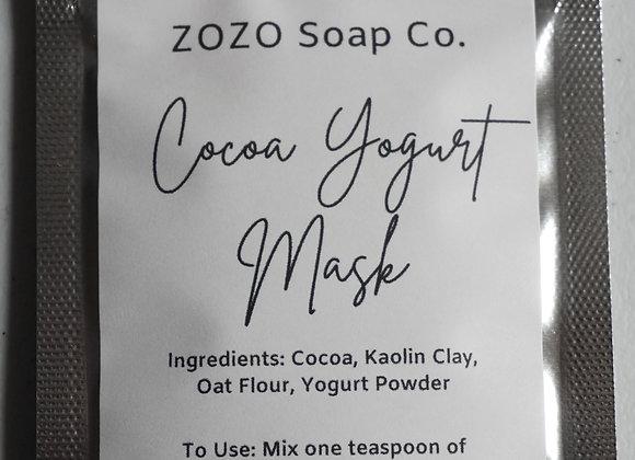 Cocoa and Yogurt Mask