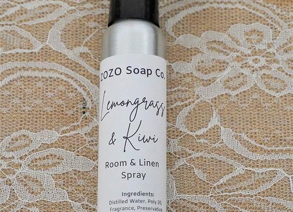 Lemongrass Kiwi Room & Linen Spray