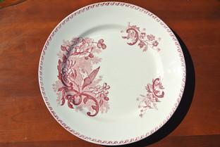 Ma jolie vaisselle rose