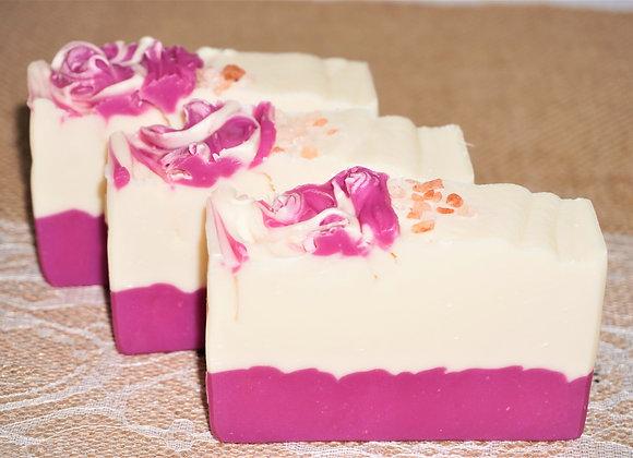 Sea Salt & Orchid Soap