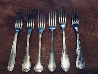 Ma jolie vaisselle les fourchettes