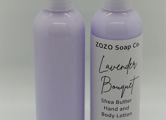 Lavender Bouquet Lotion