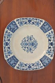 Ma jolie vaisselle bleue