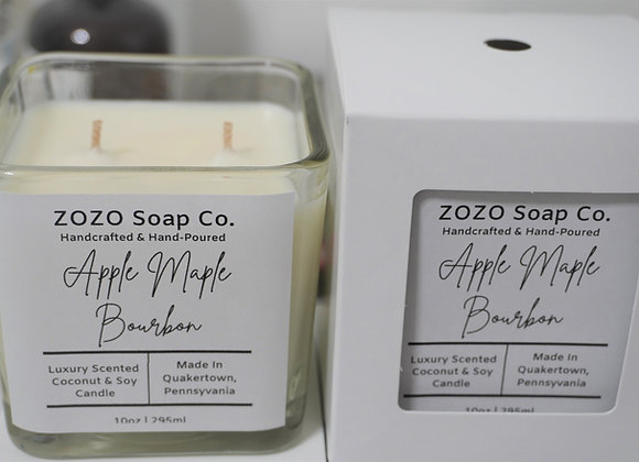 Double Wick Coconut Soy Candle