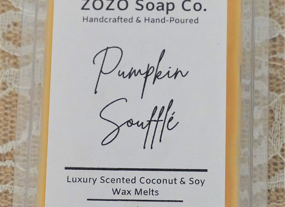 Pumpkin Soufflé Wax Melts