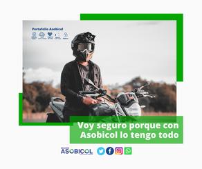 El SOAT protege tu vida, en Asobicol te contamos los 5 beneficios de este seguro en Colombia