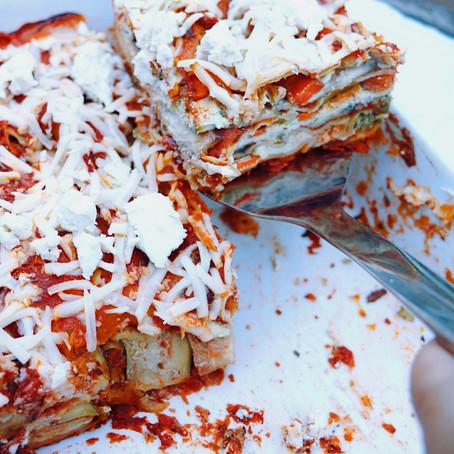 Ultimate Veggie Lasagna