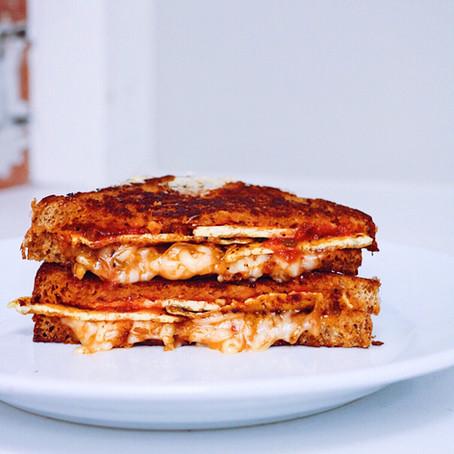 Pizza Sandwich For Kids (or Big Kids)