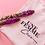 Thumbnail: Une Femme Chic T-shirt - Light Pink