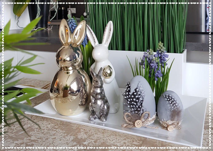Easter, its Origins and Seasonal Easter Décor