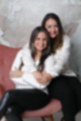 Ana Maria Concha and Maria Cadavid