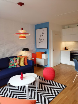 Colorful Retro Inspired Airbnb 1100 Wien