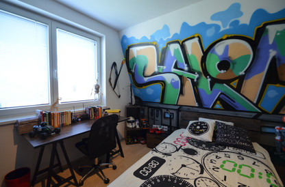 Teenager room