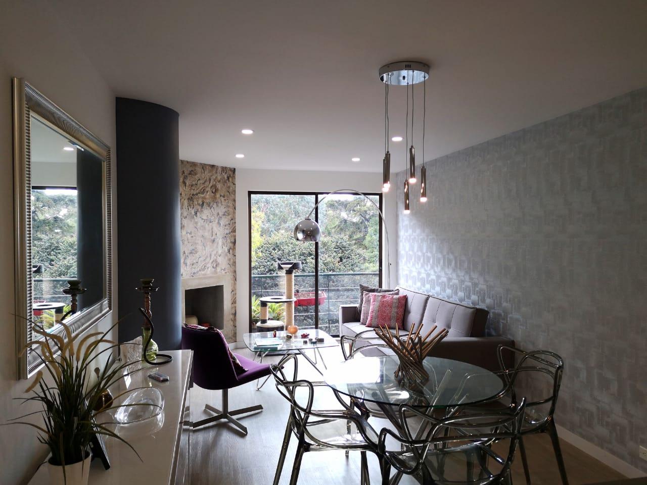 Classic Modern Bogota Apartment
