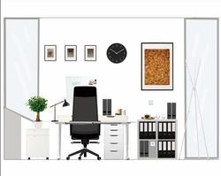 Selectum Offices in Millenium Tower
